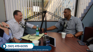 Podcast with Jayson Williams, Stuart M. Goffman, Alan Mednick and Sean Nassif